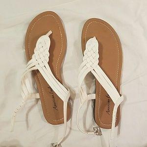 American Eagle Gladiator Sandals 6 1/2